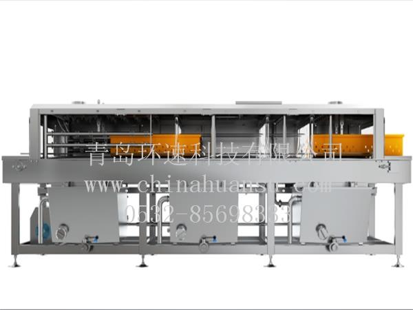 青岛洗筐机供应商,自主研发