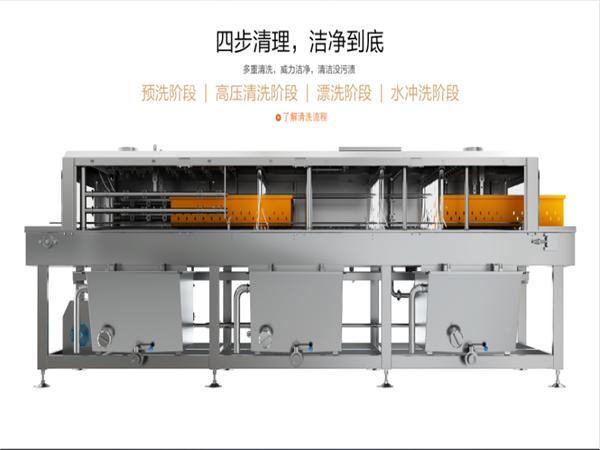 高压喷淋清洗设配,自主研发,节能减材