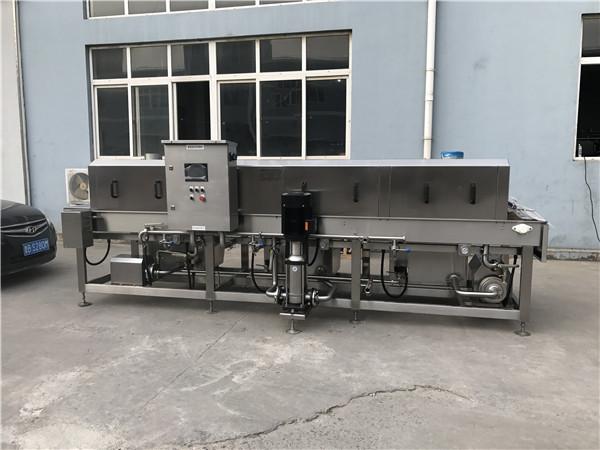 高压喷淋清洗机的主要应用范围