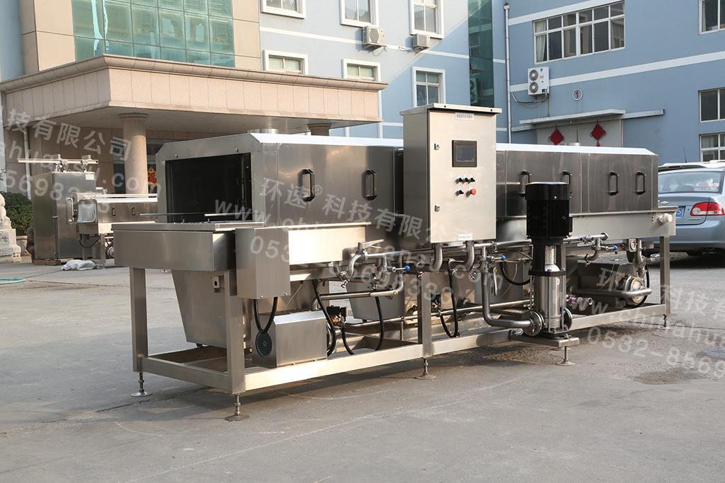 洗碗清洗机严格把控卫生关保证消费者饮食安全