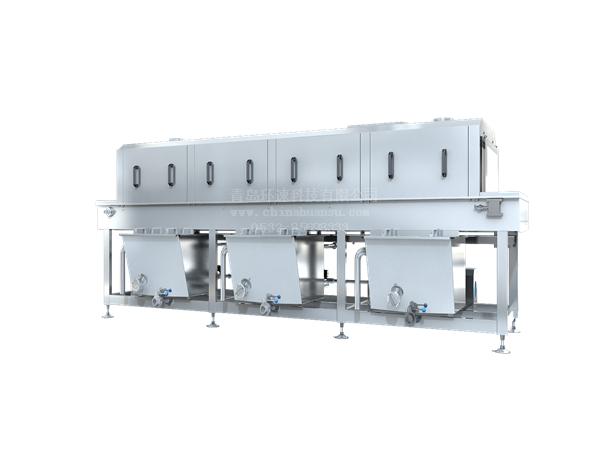 塑料周转箱清洗设备XK-300,安全防水