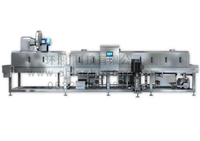 自动洗箱机XK-S,高温高压清洗