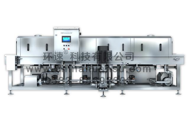 风干式洗箱机XKF-300隧道式清洗机