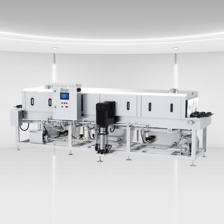 单冻器洗筐机XK-300, 高温灭菌,食品安全